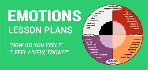 5 Feelings And Emotions Worksheets