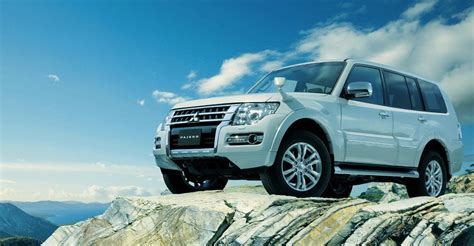 Mitsubishi Photo by 2015 Mitsubishi Pajero Mild Updates For Ageing Suv Ahead