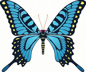 Animated Butterfly Flying - ClipArt Best