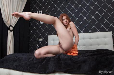 Rylskyart Orabelle Koivu Oranssi Nude Gallery