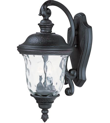 maxim lighting carriage house dc 2 light outdoor wall