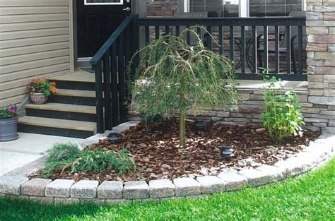 brick wall front yard easy affordable ways to dress up a small front yard a front garden bed inside a small brick