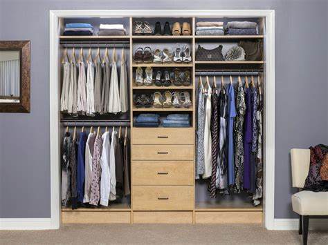 womens reach in closet reach in closet organization