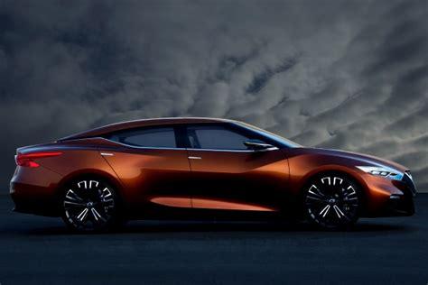 2016 Nissan Maxima, It Is A Four-door Sports Car