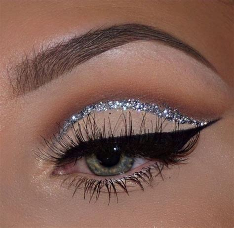 brown creme eyeshadows cut crease eye makeup