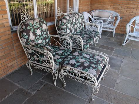 victorian outdoor furniture ebay