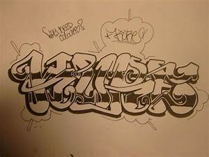 graffiti walls: How To Draw Your Name In Graffiti Letters ...