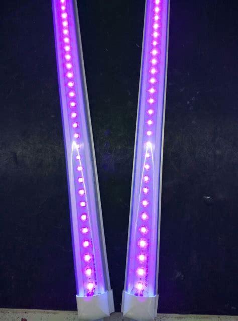 395nm 400nm UV Sterilizer t8 led tube light, 1.2m 18w