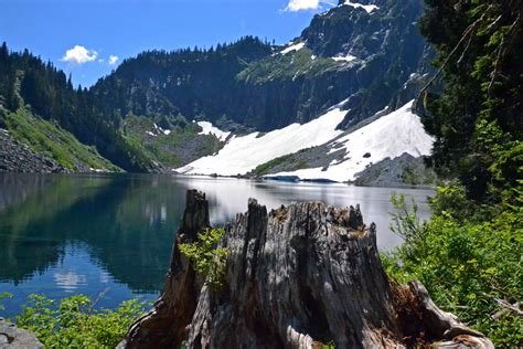 Alpine Lakes Of Washington