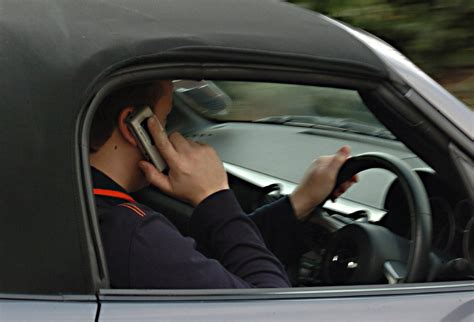 How Many Drivers Are Caught Using Mobile Phones While