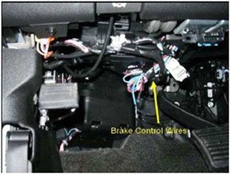 installing  brake controller   chevrolet silverado