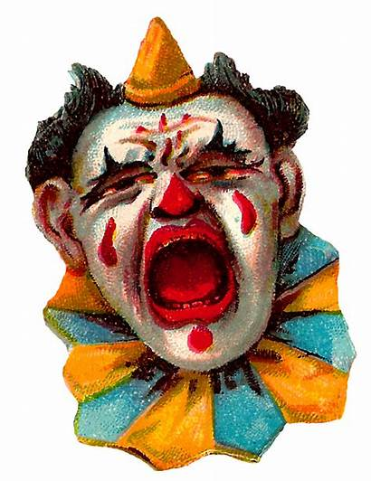 Circus Clown Clip Clowns Costume Funny Clipart