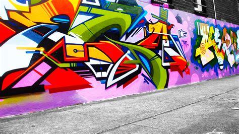 Graffiti Supreme Wallpaper : Scarface Mural Wallpaper ·①