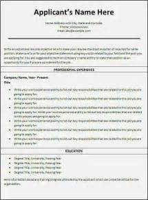 Fill In The Blank Cover Letter Free by Fill In Blank Resume Free Resume Template Cover Letter