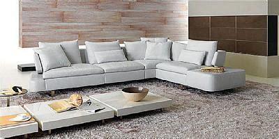 canapé italien design natuzzi natuzzi 2410 opus sectional sofa italy