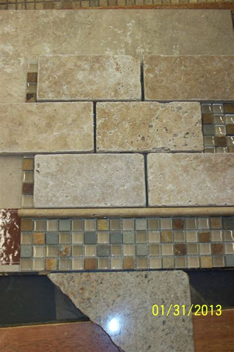 idea backsplash for kitchen granite on the counter to