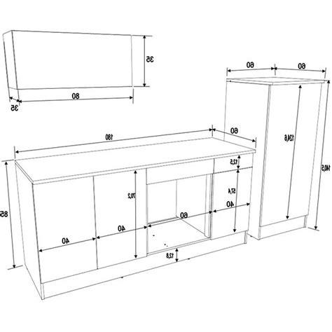 meubles cuisine sur mesure buffet de cuisine sur mesure