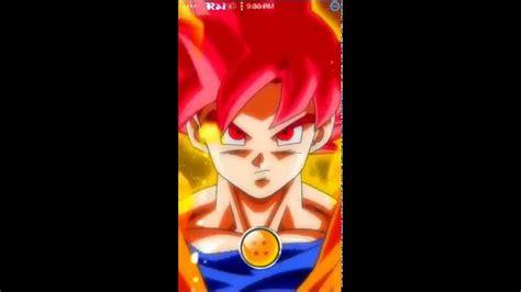 Anime Live Wallpaper Goku - live wallpaper goku gallery