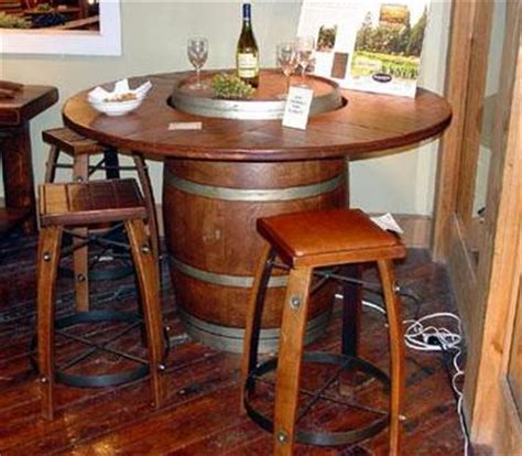 wine barrel tables  day designs wwwwinecountry