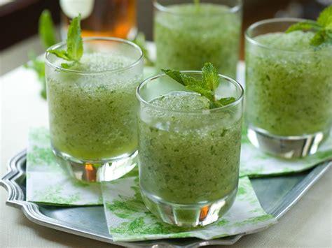 mint julep recipe frozen mint julep cocktail recipe hgtv
