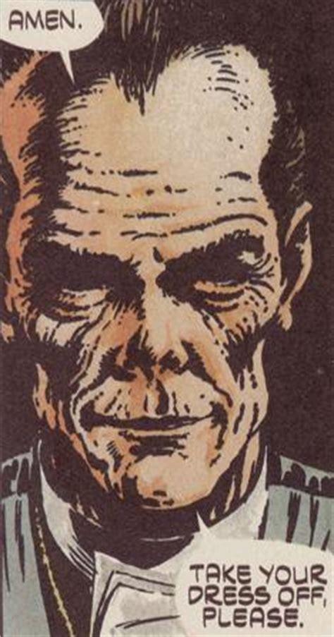 anthony lilliman   vendetta dc comics