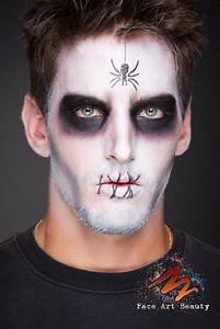 21 Halloween Makeup Ideas For Men - Feed Inspiration