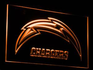 Los Angeles Chargers LED Neon Sign