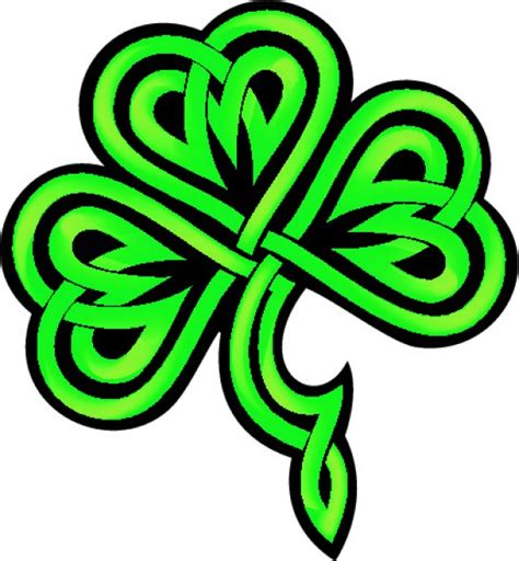 Shamrock clipart | Free Vector