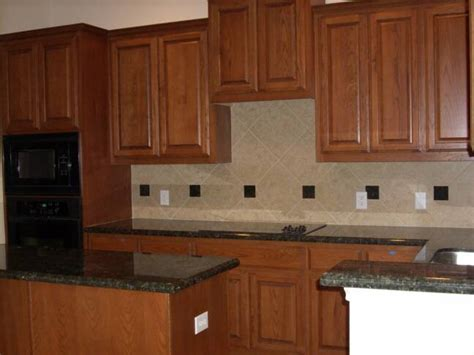 how to stain oak cabinets stained oak kitchen cabinets