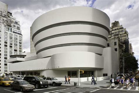 Guggenheim New York Museum By Frank Lloyd Wright Earchitect