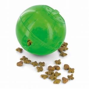 Balle Pour Chat : balle distributrice de nourriture slimcat jouet distributeur pour chat petsafe wanimo ~ Teatrodelosmanantiales.com Idées de Décoration