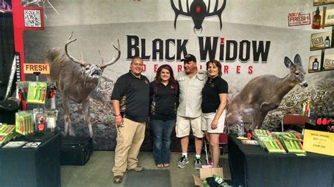 We Welcome Black Widow Deer Lures To The 704 Family! 704