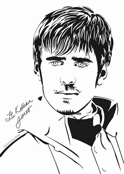 Jones Killian Drawing Lieutenant Deviantart