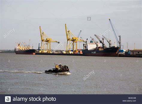 Small Boat On Larger Ship by Large Ships Stock Photos Large Ships Stock Images Alamy