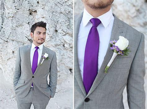Modern Purple Destination Wedding In Cancun