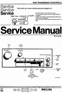 Philips Car Stereo Removal Instructions