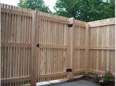 Wooden Fence Gate Nisartmackacom