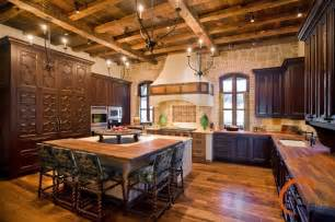 custom kitchen islands that look like furniture style rustic kitchen by palmer todd