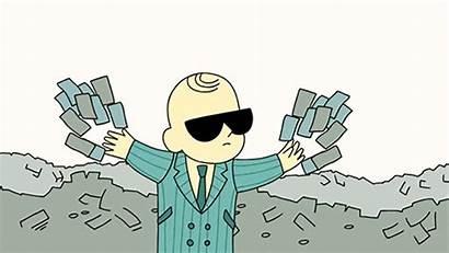 Animation Economics Career Giphy Economic Choosing Business