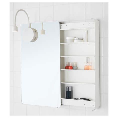ikea brickan mirror cabinet shelves  raised edging
