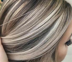 Grau Silber Haare : graue haare str hne grau frisuren pinterest str hnen graue haare und grau ~ Frokenaadalensverden.com Haus und Dekorationen