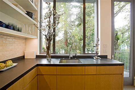 Black Laminate Countertops by Stylish And Affordable Kitchen Countertop Solutions