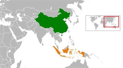 chinaindonesia relations wikipedia