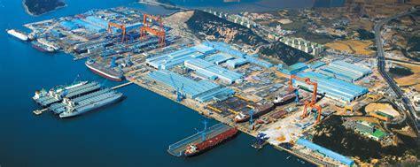hyundai samho heavy industries builds industrys  lng