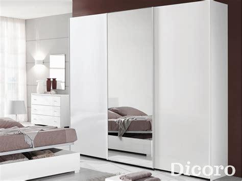 armarios de puertas correderas modernos nuvola espejo