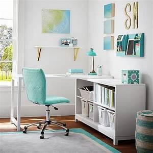 20+ Cute Study Room Ideas For Teens - TRENDEDECOR