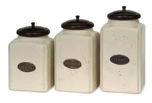 Yellow Kitchen Canister Set