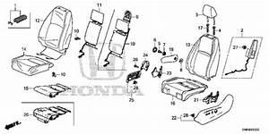 28 Honda Odyssey Parts Diagram