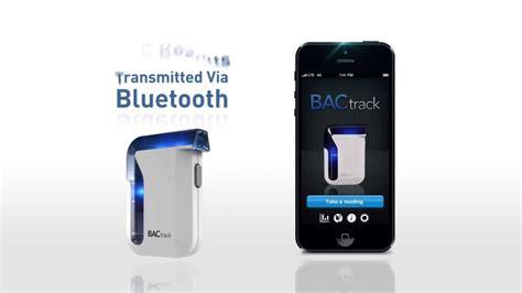 iphone breathalyzer bactrack mobile breathalyzer for iphone ipod