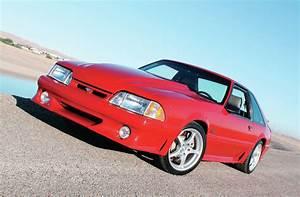 1989 Ford Mustang GT Hatchback - Fresh Fox